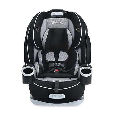 Car Seat Graco 4Ever 4-in-1 Convertible 6 Position Recline Comfort in Matrix