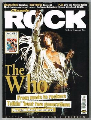 Classic Rock Magazine No.58 October 2003 MBox802 The Who - Deep Purple