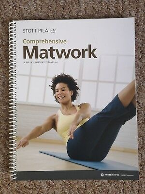 STOTT PILATES Manual - Comprehensive Matwork (Engish)