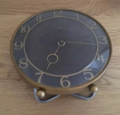Vintage SMITHS Mantle Clock-Requires Attention