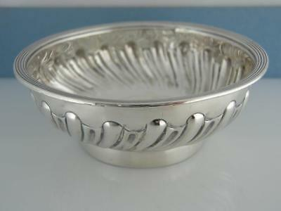 Early George III Sterling Silver WINE TASTER London circa 1788