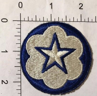 US Army WW2 Service Forces Training Center Patch