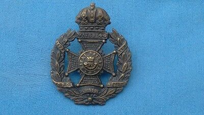 QVC.The Rifle Brigade cap badge.