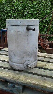 stationary engine water cooling riveted  tank