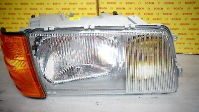 Mercedes Classe S W126 optique phare projecteur Bosch 0301065112 A1268209861