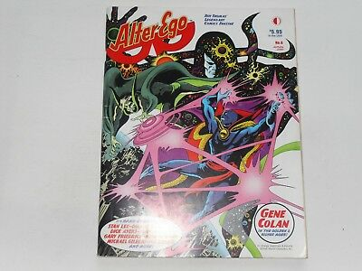 Alter Ego  #6 Autumn  2000       Gene Colan In The Golden & Silver Ages