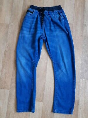 Next Boys Blue Jeans Age 13-14 Years