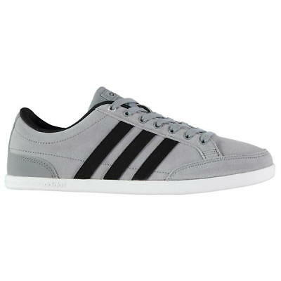 adidas Caflaire Suede Mens Brand New Black Trainers-Size 11