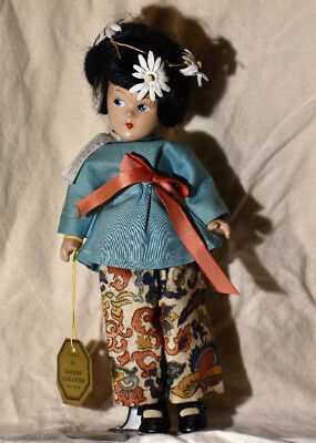"""Vintage Madame Alexander Composition Doll Chinese Mint Condition 9.5"""""""