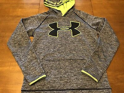 Under Armour Storm Youth Boys XL Long Sleeve Loose Fit Hoodie