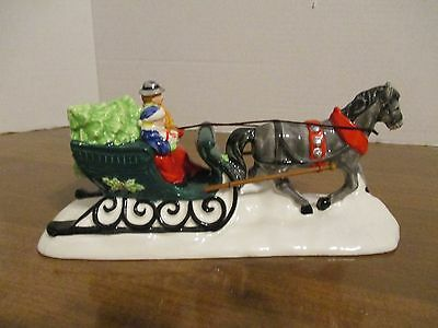 Department 56 Snow Village Accessory Sleighride #51608  -EUDC (ZY)