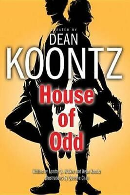 NEW House of Odd By Dean Koontz Paperback Free Shipping