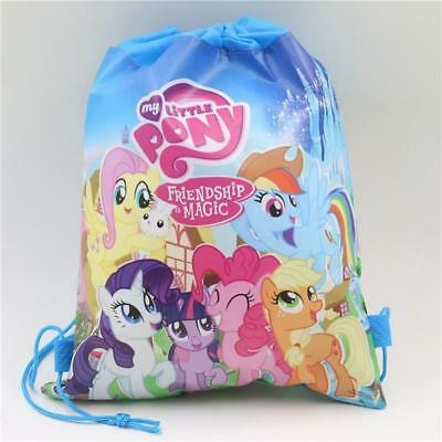 My Little Pony DRAWSTING LIBRARY BAG. GREAT FOR SCHOOL OR STOCKING FILLERS.
