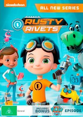 NEW Rusty Rivets DVD Free Shipping