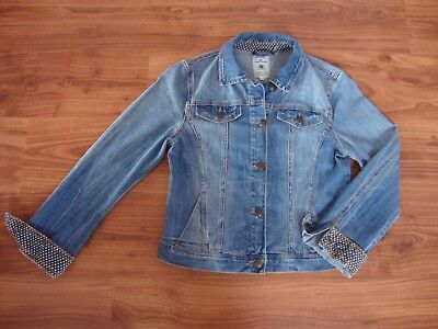 Tom Tailor vielseitige vintage Übergangs Jeans Jacke Gr. M 40 ★1A Zustand★