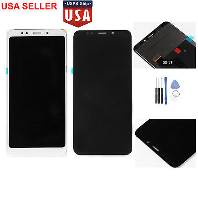 For Xiaomi Redmi 5 Plus Touch Screen Digitizer LCD Display Replacement Parts US