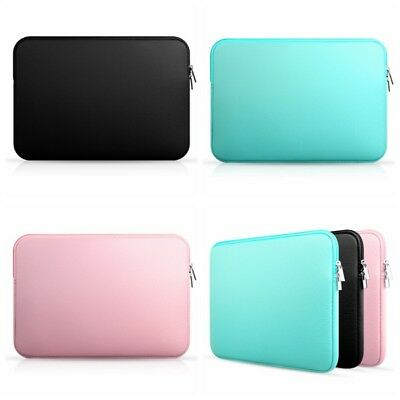 DE Neopren Notebook Laptop Netbook Tasche Sleeve Hülle 11/12/13/14/15/15.6 Zoll