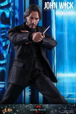 1/6 Hot Toys MMS504 John Wick Chapter 2 Action Figure Model Collection