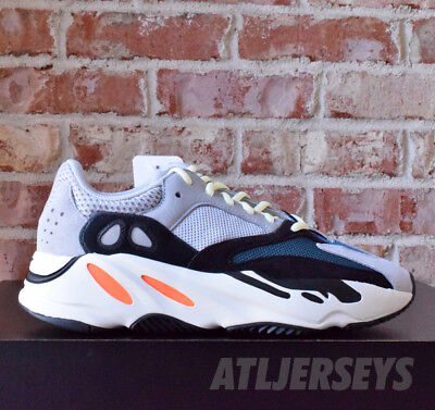 a5df9370d57 100% Authentic Adidas Yeezy Boost 700 Kanye Grey Wave Runner B75571 Size  4-13
