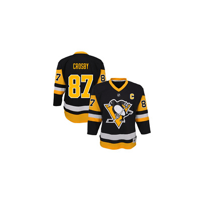 Outerstuff NHL Pittsburgh Penguins Sidney Crosby Home Youth Jersey