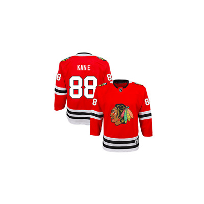 Outerstuff NHL Chicago Blackhawks Patrick Kane Home Youth Jersey
