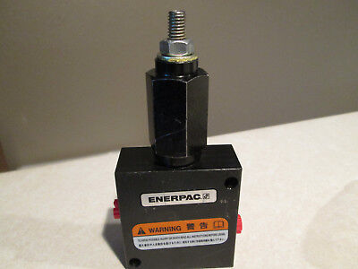 Enerpac Wvp5 A2298C Sequence Valve (New)