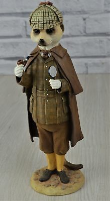 Magnificent Meerkat Sherlock CA04160 from Country Artists
