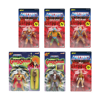 Super7 Masters Of The Universe Vintage Collection Wave 2 Pre Order
