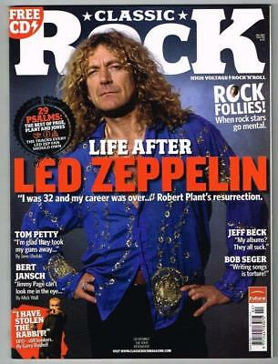 Classic Rock Magazine No.102 February 2007 MBox811 Life after Led Zeppelin