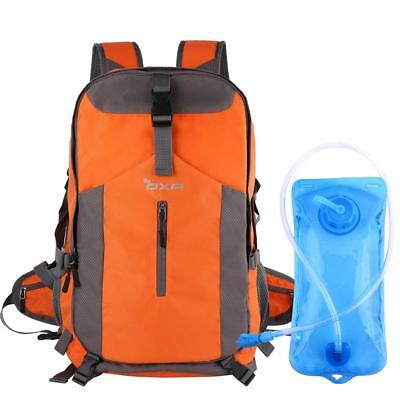 40L Hydration Backpack, Traveland Outdoor Activities,2 L Water Bladder Included