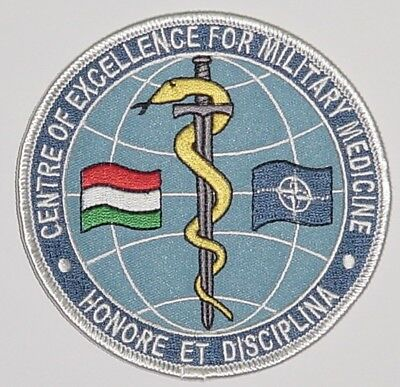 Aufnäher Patch Abzeichen Center of Excelence for Military .........A3818