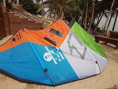 North Kite Rebel, 14qm, 2012