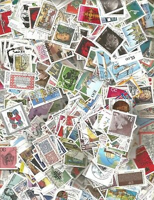 100 Grams Of German Large Off Paper With Free Postage  Lot G10