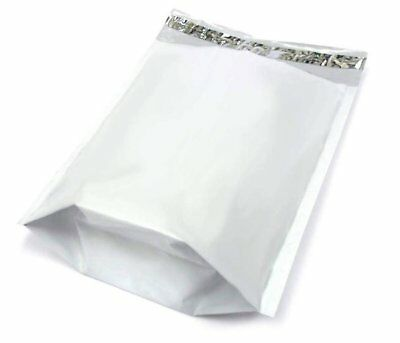1 SAMPLE QTY 30x36x5 Gusseted Poly Mailer Self Sealing Shipping Bag 2.4MIL