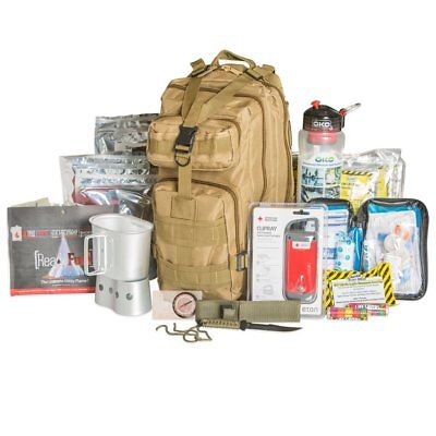 Ready Project - Tactical Backpack 72 Hour Survival Kit - New!, Free Shipping