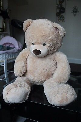 Giant Teddy Bear Large Soft Stuff Toy  Large Bear Toy 102Cm Kids Cuddly Toy New