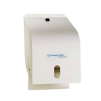 Kimberly Clark Roll Towel Dispenser White Enamel (4941)