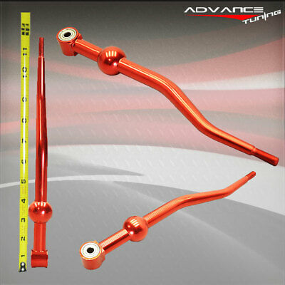 Fit For 90-01 Acura Integra Red Short Shifter JDM Type-R TR T-R