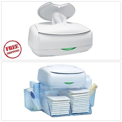 Wipes Warmer For Babies Prince Lionheart Anti-Microbial Pop-Up Wipe Access