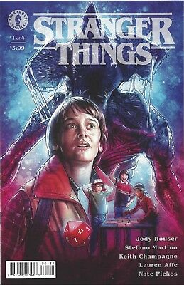 Stranger Things #1 Variant Cover C First Print Dark Horse 2018