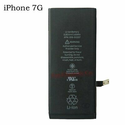 """For Apple iPhone 7 4.7"""" New Replacement Li-ion Battery 616-00257 1960mAh"""