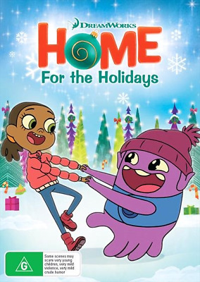 Home - For The Holidays (DVD, 2018) (Region 4) New Release