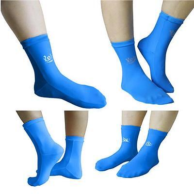Neoprene Diving Scuba Surfing Swimming Socks Water Sports Snorkeling Boots #G