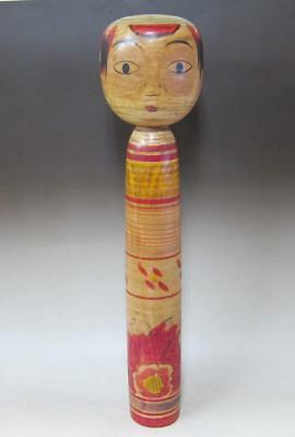 Kokeshi Japanese traditional crafts popular retro vintage rare 65.5cm F / S!