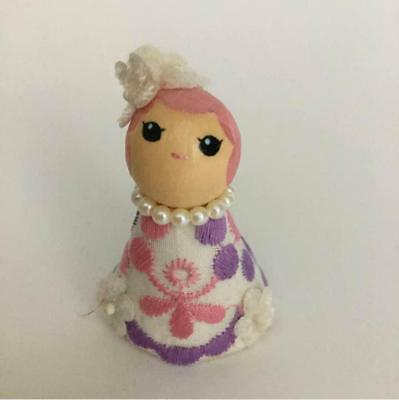 Kokeshi Japanese traditional crafts popular cute retro vintage rare girl  F / S!