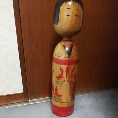 Kokeshi Japanese traditional crafts popular cute retro vintage rare F / S!