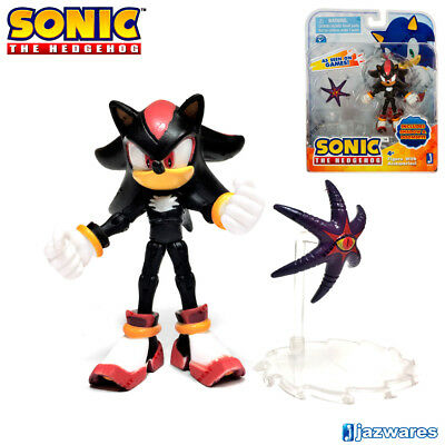 "Jazwares Sonic the Hedgehog /""Sonic Shadow with Doom/'s Eye/"" NEW RARE"