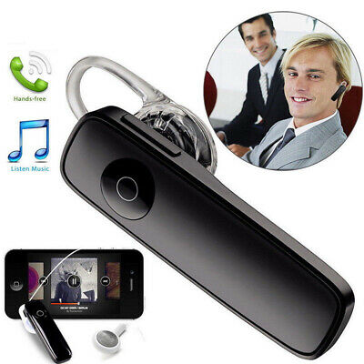 Wireless Bluetooth 4.1 Stereo Handsfree Earphone HeadSet For iPhone Samsung LG