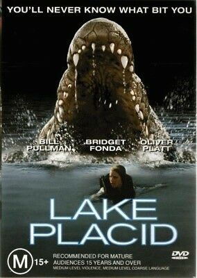 Lake Placid = NEW DVD R4
