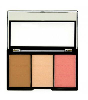Make up revolution poudre bronzante coutouring fard a joues ultra FAIR C01